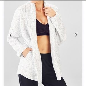 NWT Fabletics | Vanessa quilted cardigan